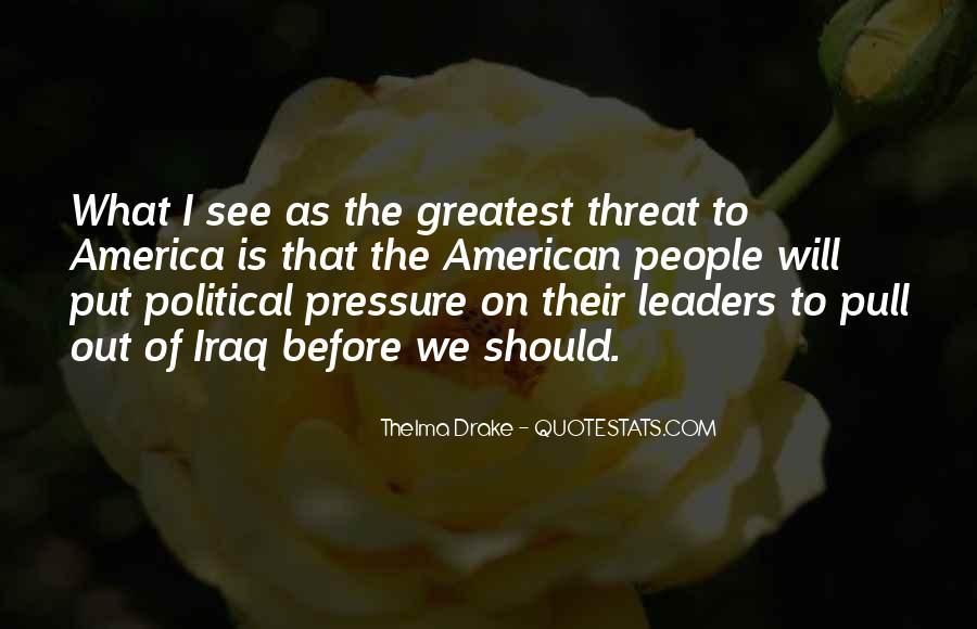 Thelma Drake Quotes #1346133