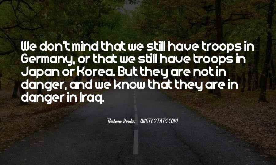 Thelma Drake Quotes #828855