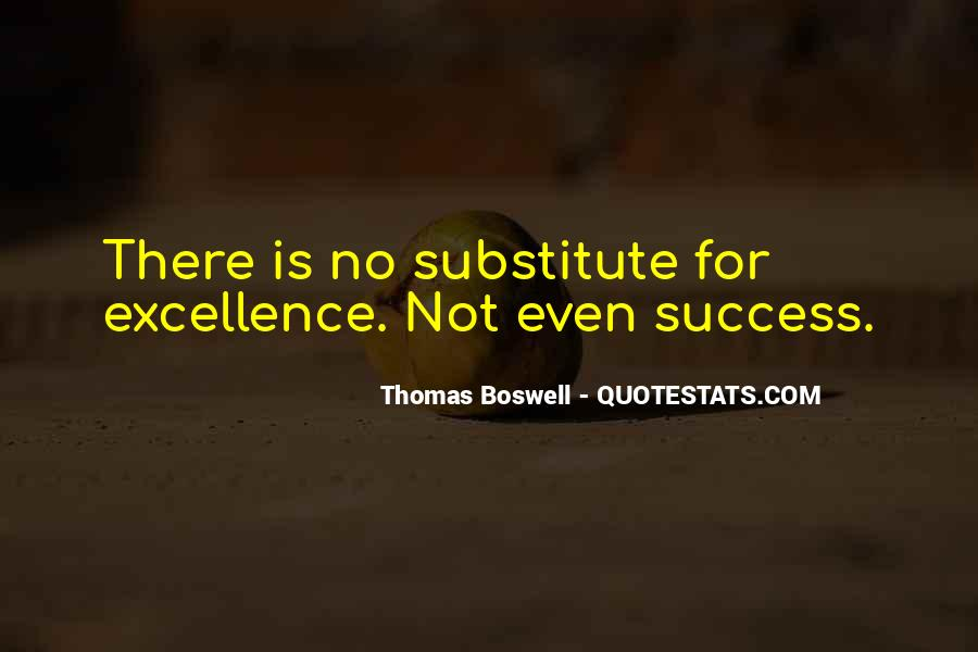 Thomas Boswell Quotes #817177