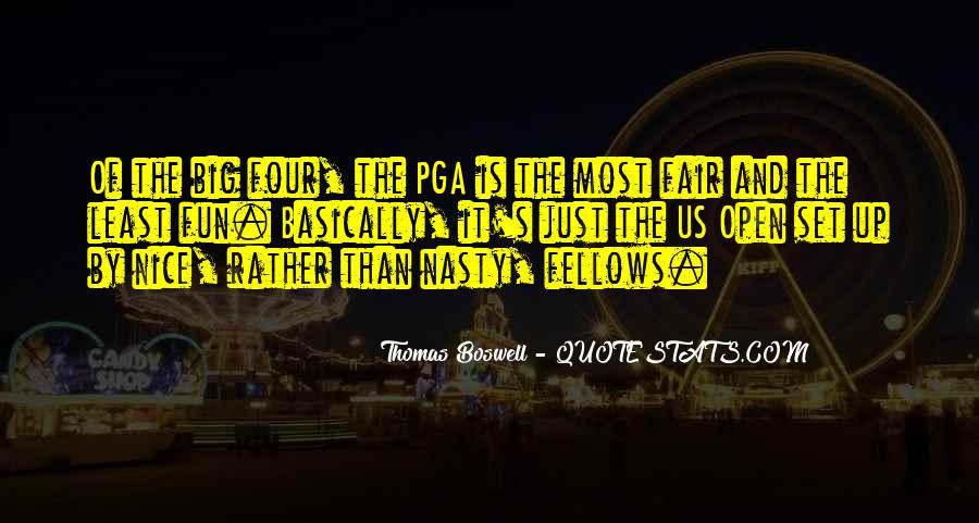 Thomas Boswell Quotes #933389