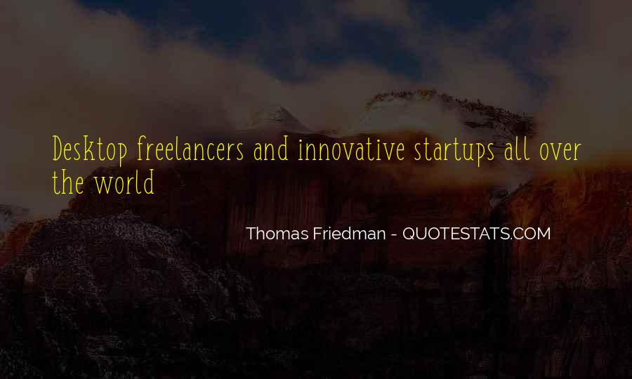 Thomas Friedman Quotes #289279
