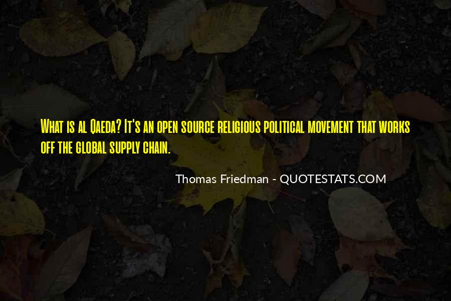 Thomas Friedman Quotes #568491