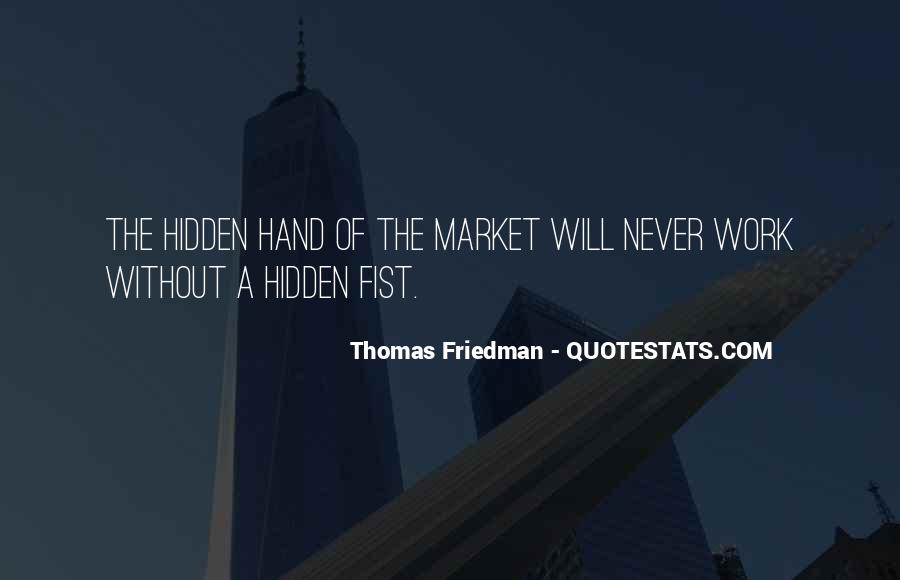 Thomas Friedman Quotes #946544