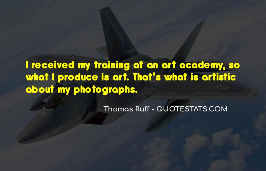 Thomas Ruff Quotes #1099938