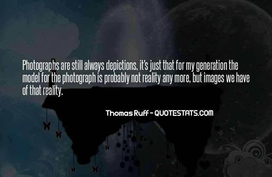 Thomas Ruff Quotes #1256867