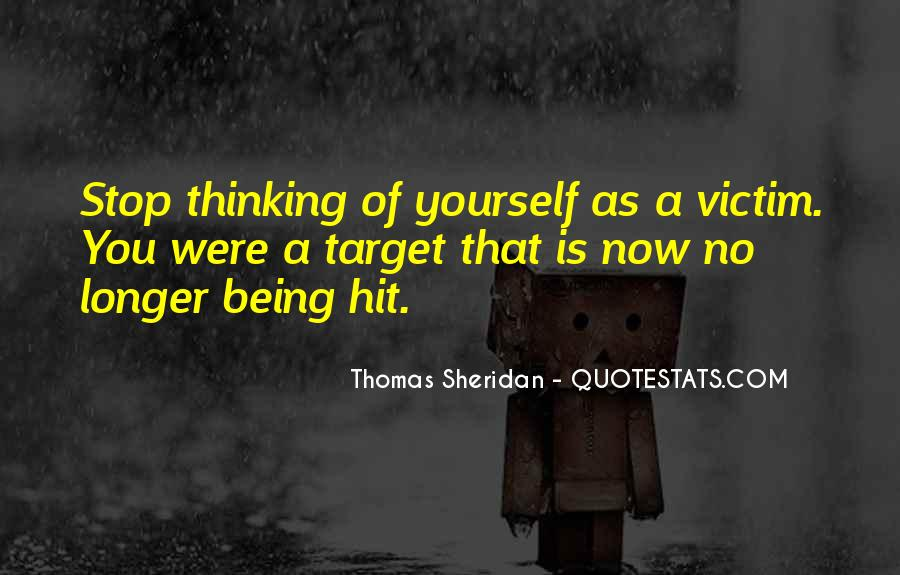 Thomas Sheridan Quotes #374994