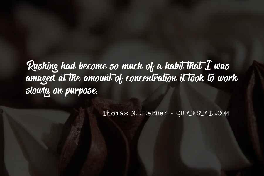 Thomas Sterner Quotes #1627005