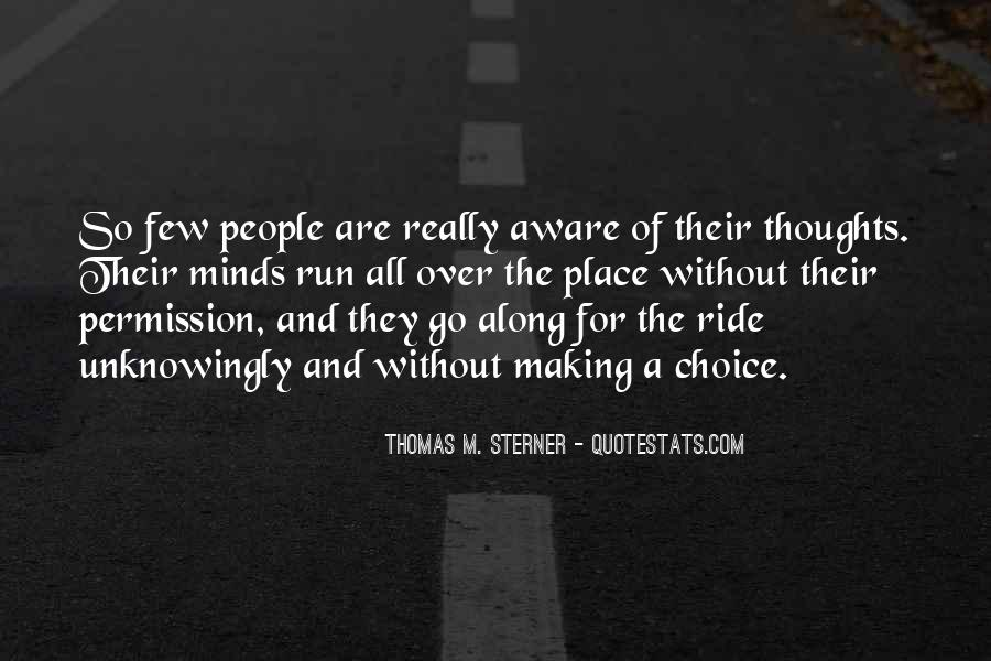 Thomas Sterner Quotes #1677215