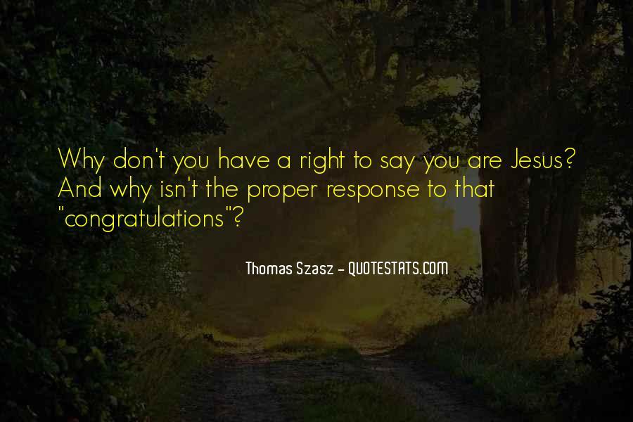 Thomas Szasz Quotes #1140847