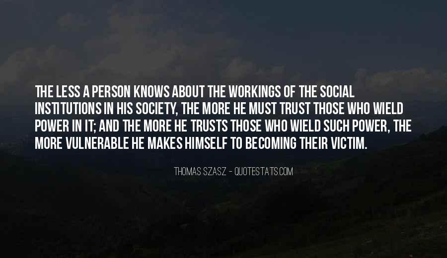 Thomas Szasz Quotes #1205882