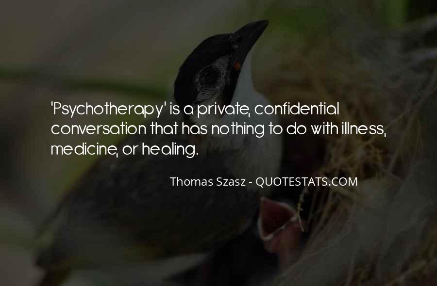 Thomas Szasz Quotes #125248