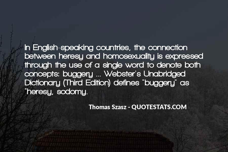 Thomas Szasz Quotes #1361148