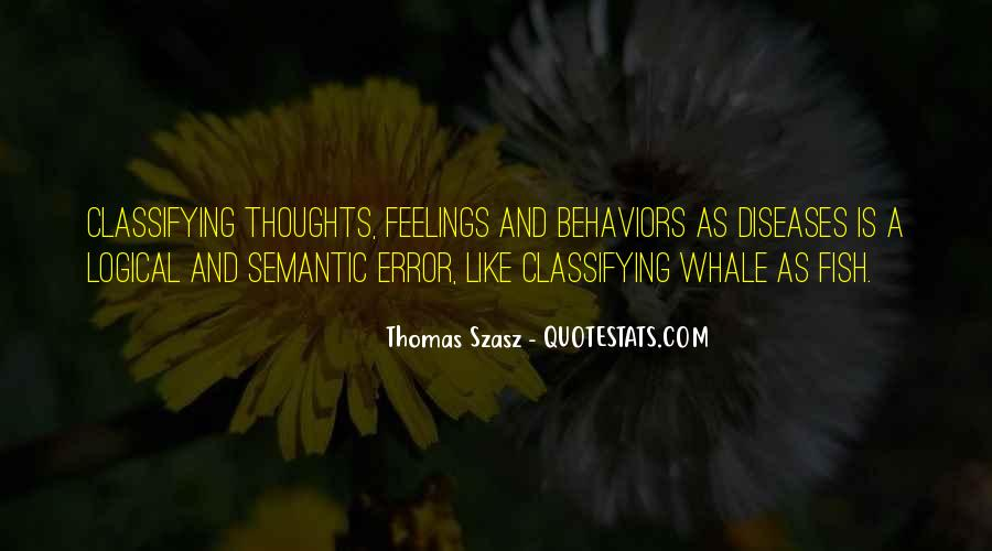 Thomas Szasz Quotes #1382141