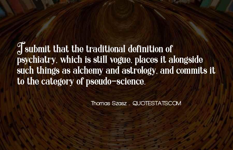 Thomas Szasz Quotes #155840