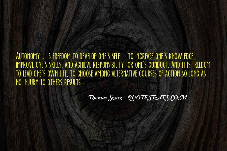Thomas Szasz Quotes #159755