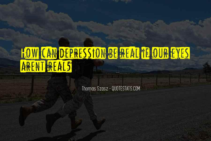 Thomas Szasz Quotes #288551