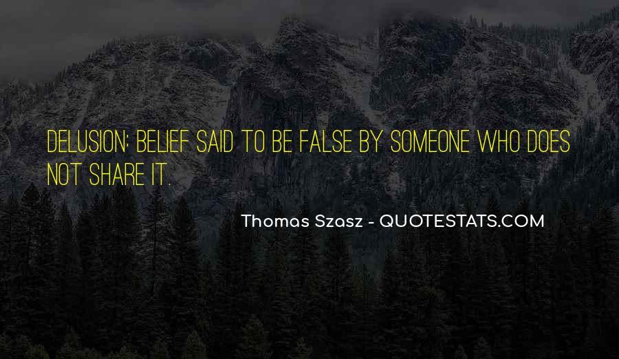 Thomas Szasz Quotes #386265