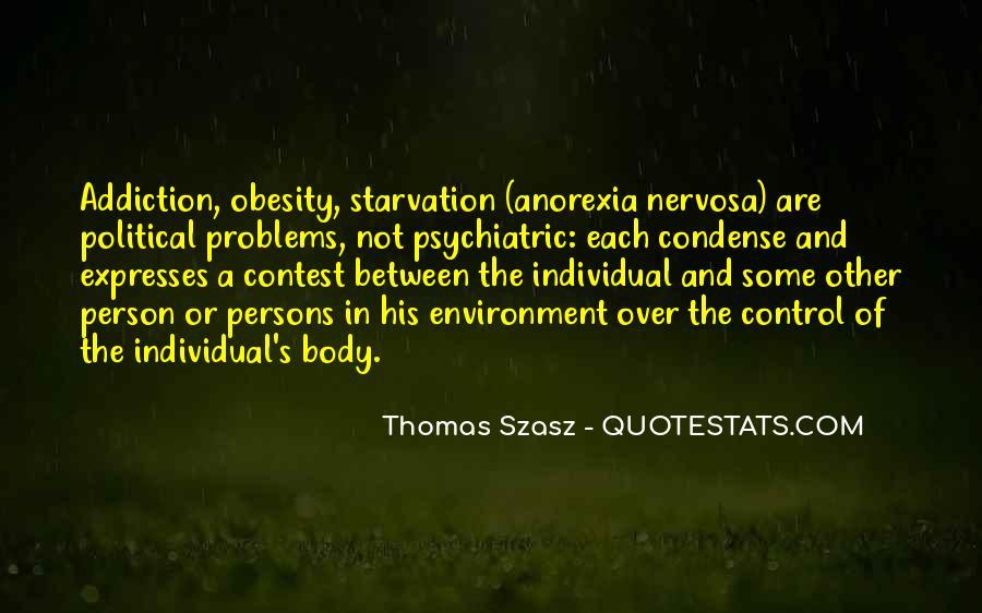 Thomas Szasz Quotes #396587