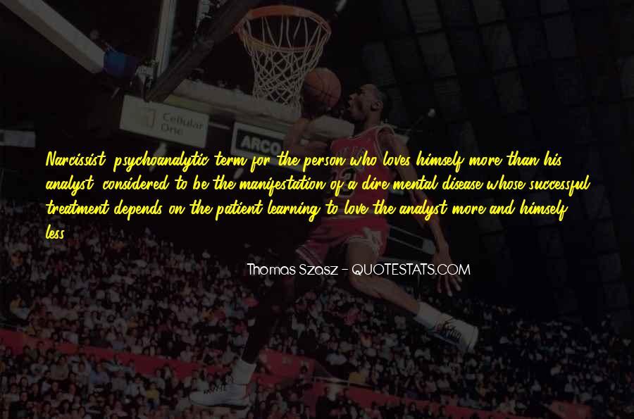Thomas Szasz Quotes #429753