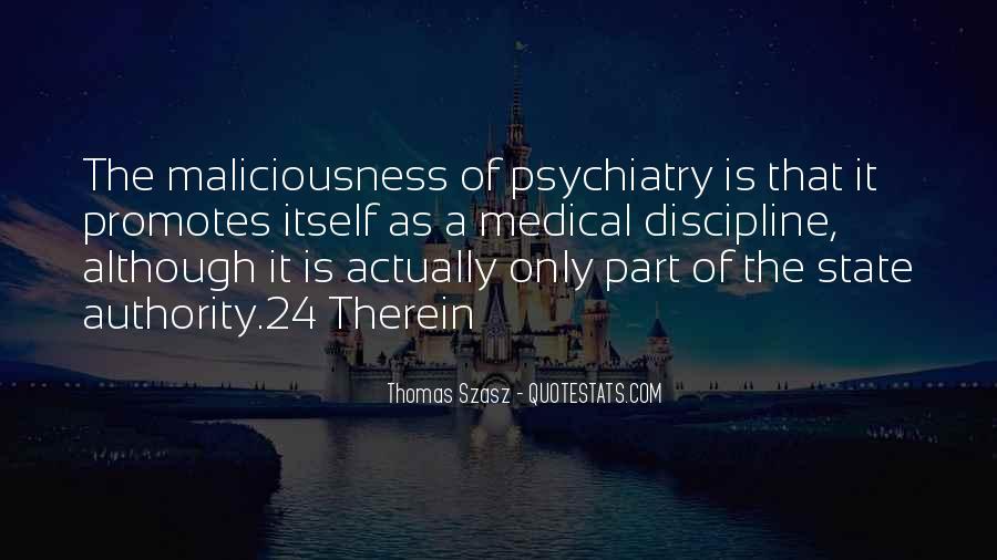 Thomas Szasz Quotes #430520