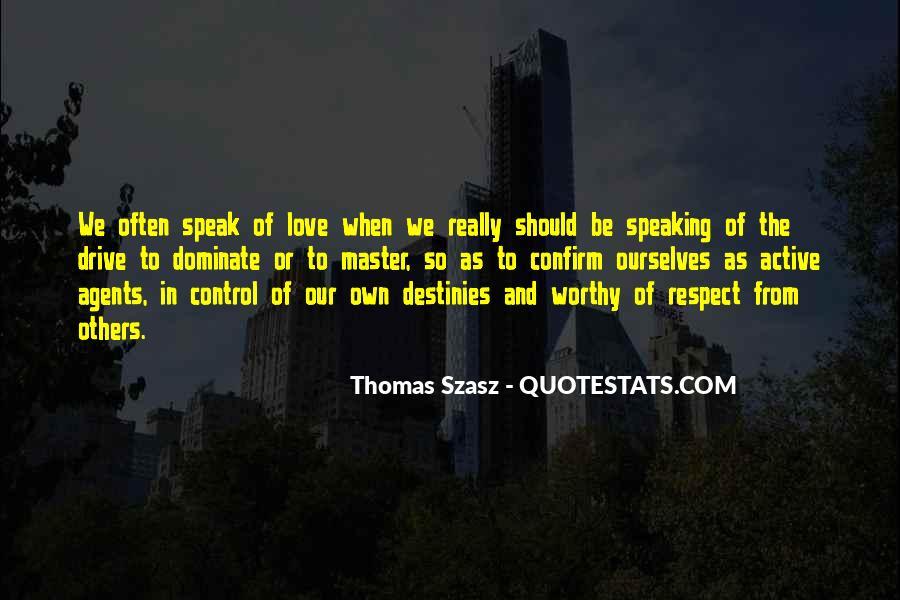 Thomas Szasz Quotes #568691