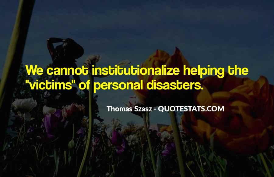 Thomas Szasz Quotes #659249