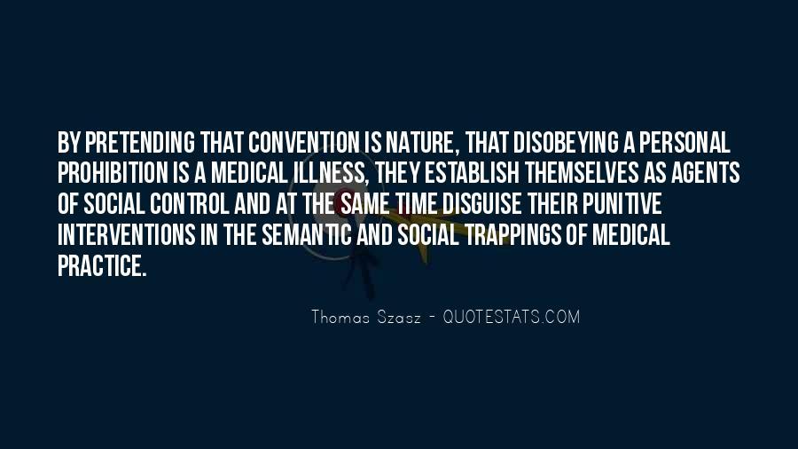 Thomas Szasz Quotes #731416