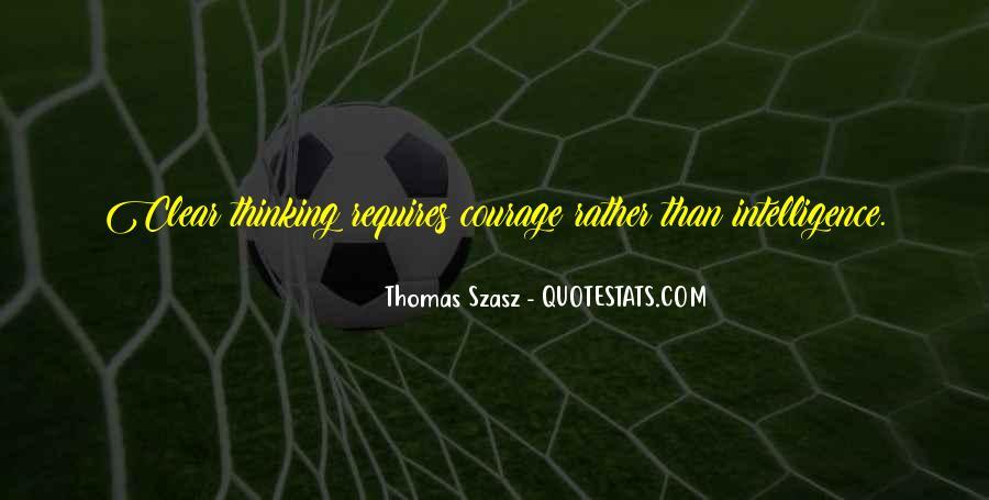 Thomas Szasz Quotes #826129