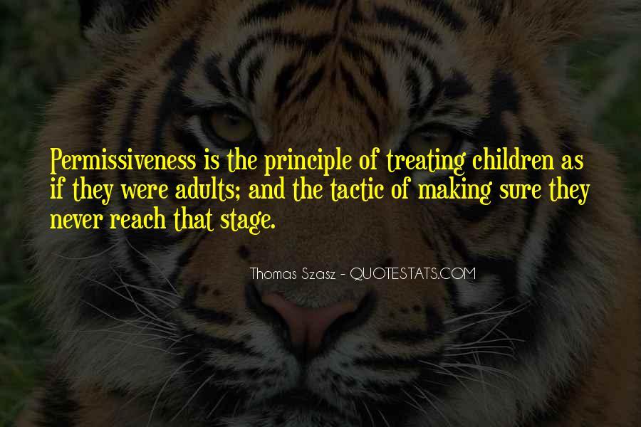 Thomas Szasz Quotes #86917
