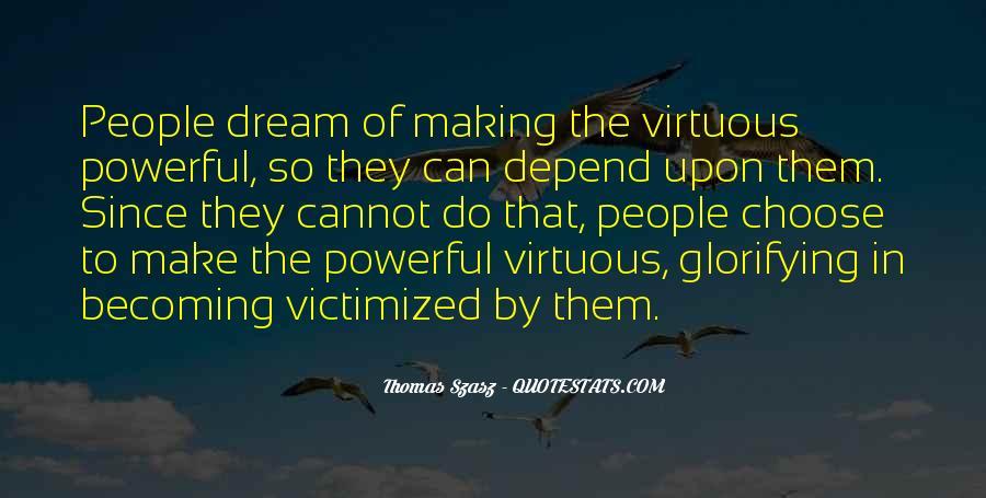 Thomas Szasz Quotes #876371