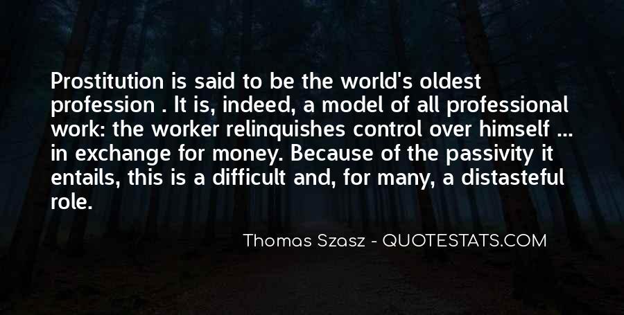 Thomas Szasz Quotes #881868