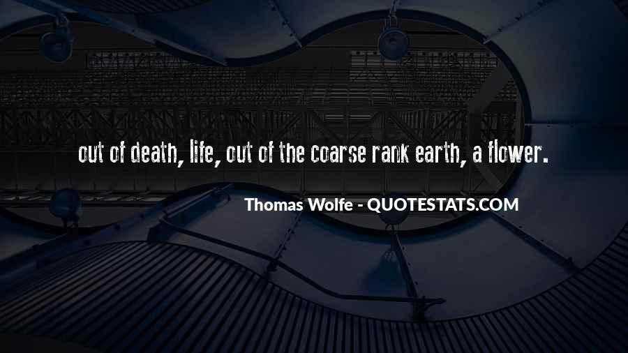 Thomas Wolfe Quotes #1042458