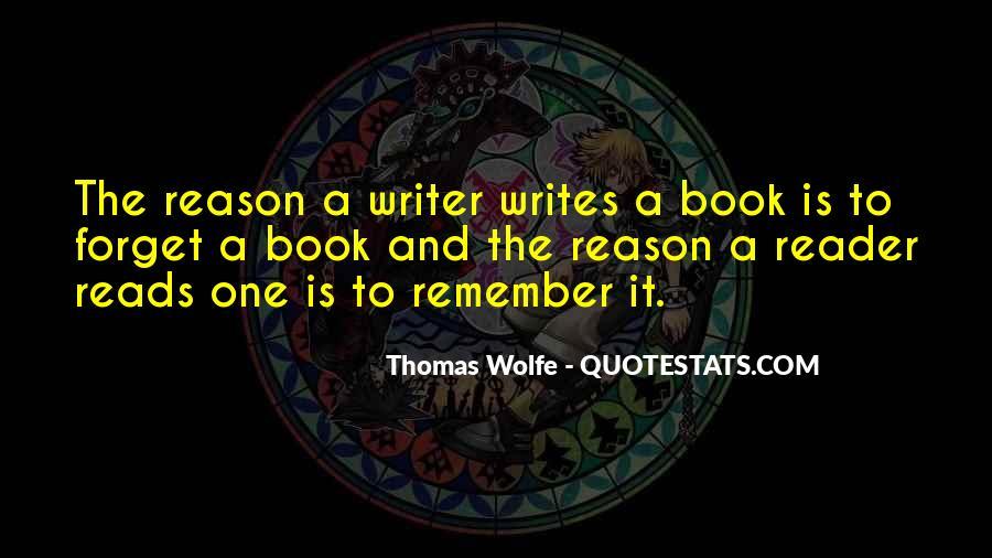 Thomas Wolfe Quotes #1055049