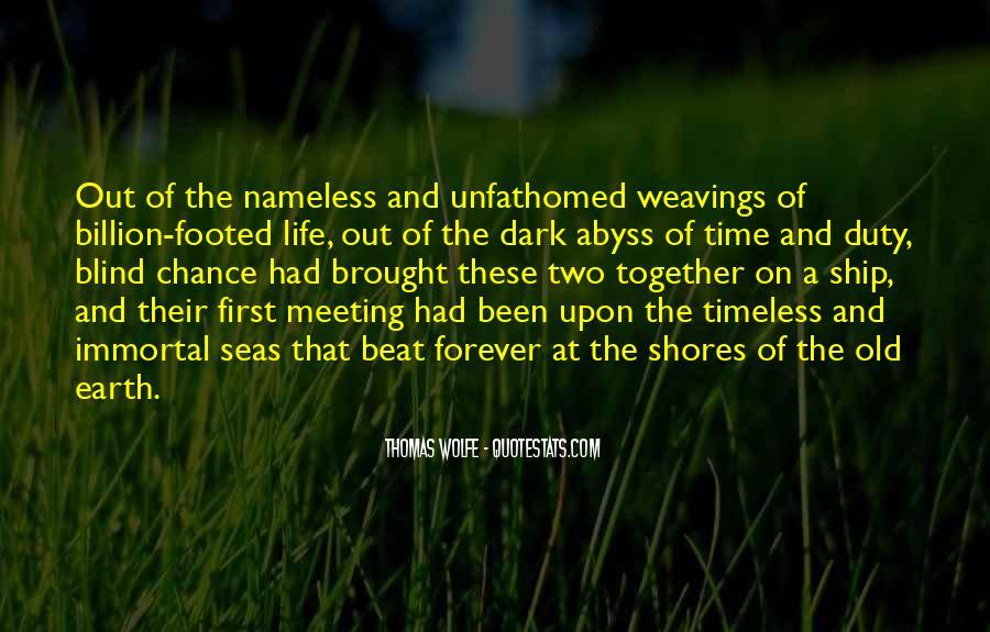 Thomas Wolfe Quotes #1070607