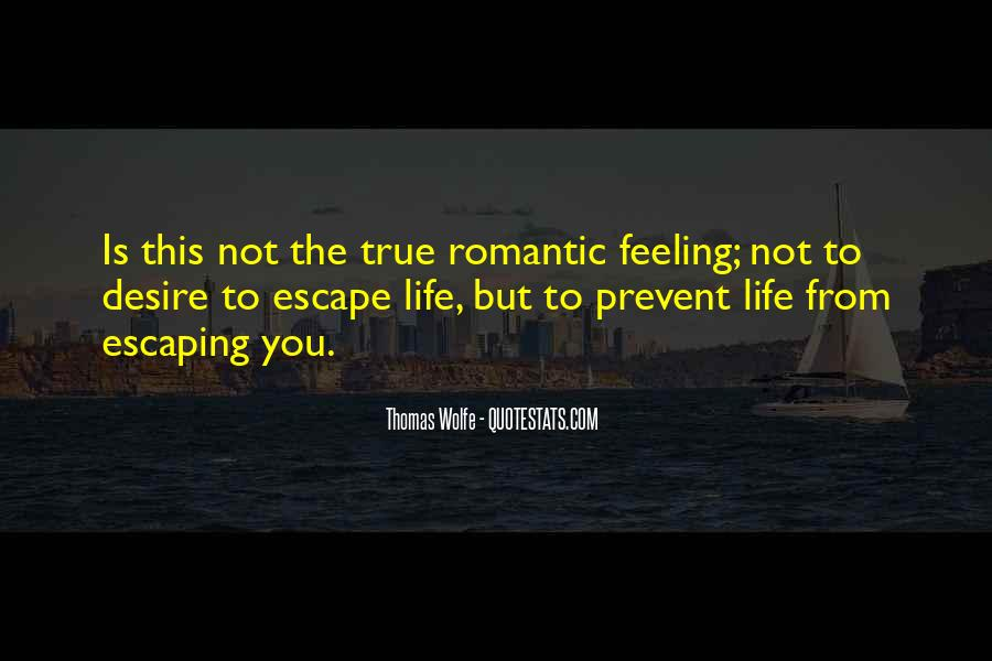 Thomas Wolfe Quotes #1224045
