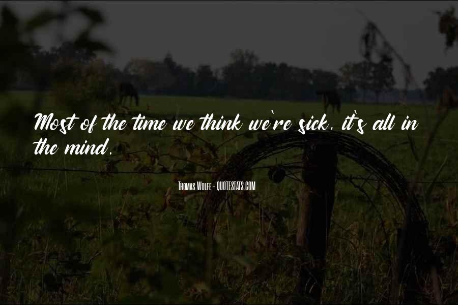 Thomas Wolfe Quotes #1259090