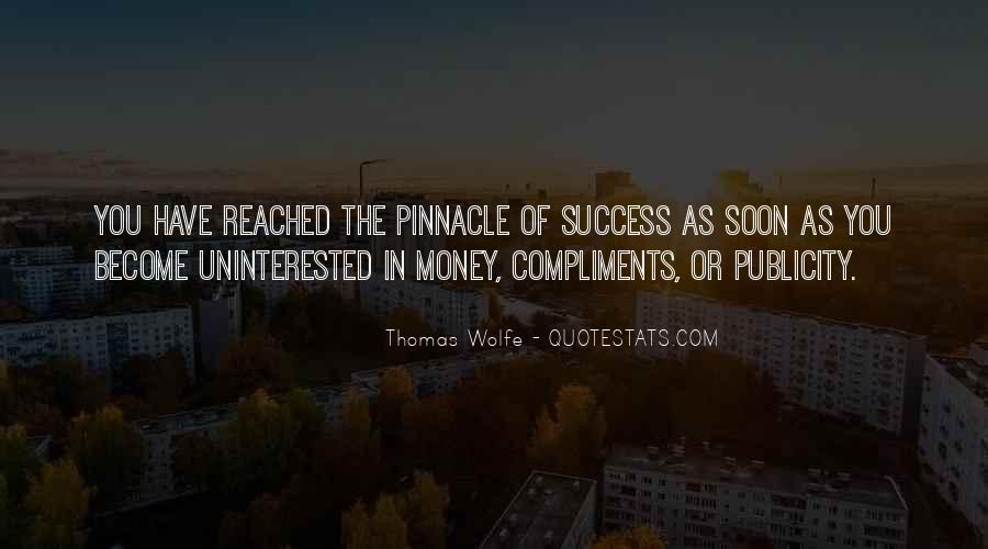 Thomas Wolfe Quotes #1274950