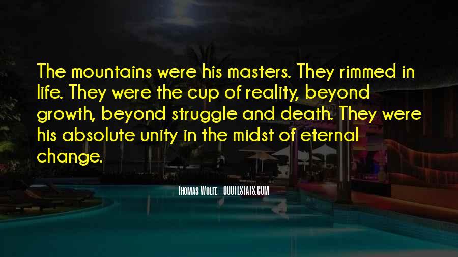 Thomas Wolfe Quotes #130805
