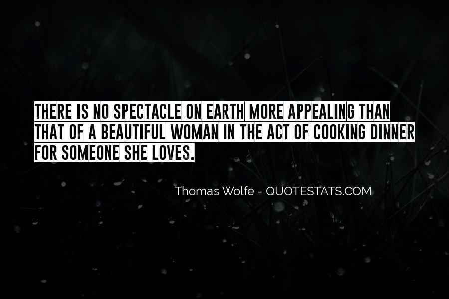 Thomas Wolfe Quotes #1532004