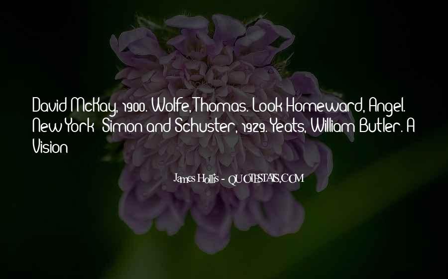 Thomas Wolfe Quotes #161620