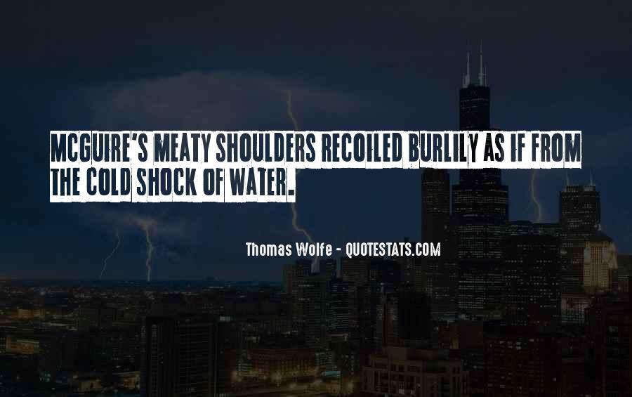Thomas Wolfe Quotes #237286