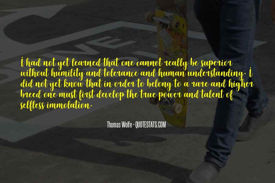 Thomas Wolfe Quotes #399691