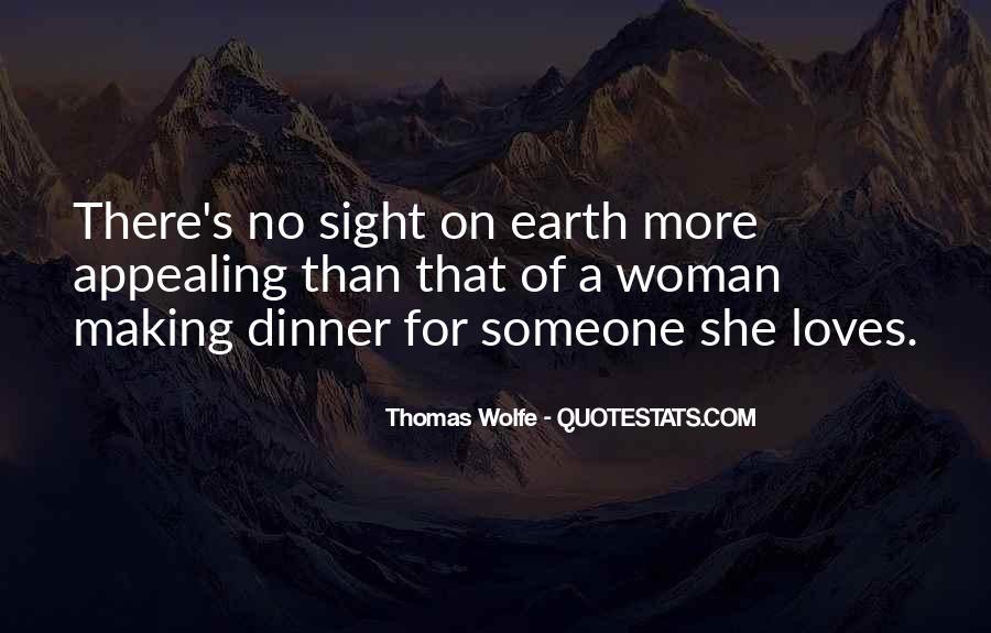 Thomas Wolfe Quotes #409380