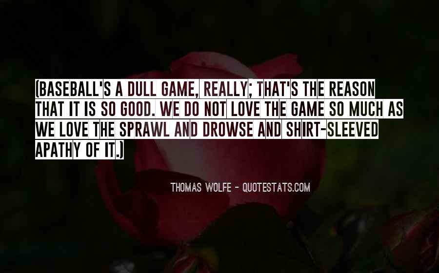 Thomas Wolfe Quotes #486910