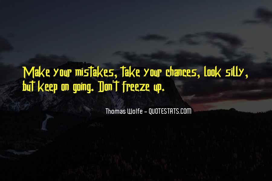 Thomas Wolfe Quotes #539421