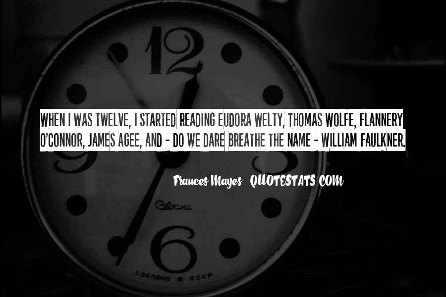 Thomas Wolfe Quotes #619080