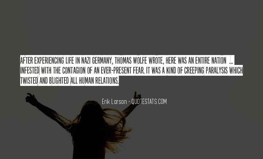 Thomas Wolfe Quotes #679946