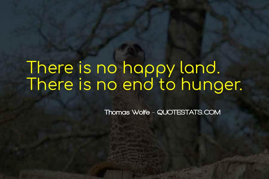 Thomas Wolfe Quotes #770115