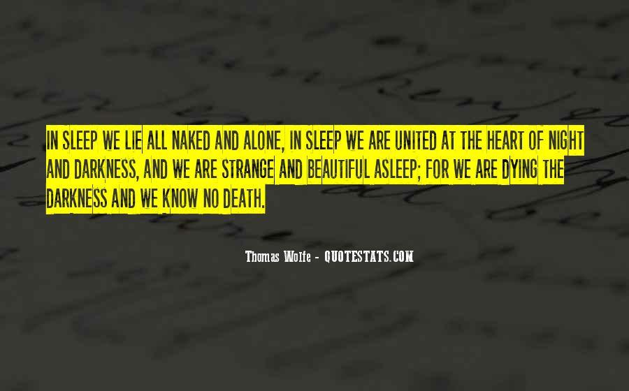 Thomas Wolfe Quotes #789473