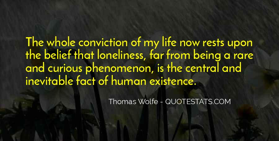 Thomas Wolfe Quotes #964011